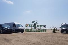 Transporte Mano del Desierto