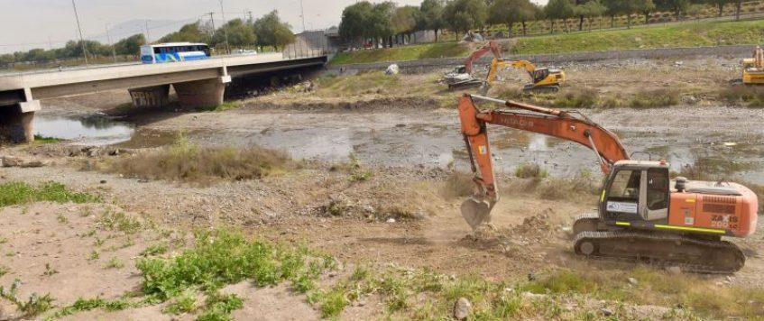 Piden declarar zona de escasez hídrica la cuenca del río Mapocho