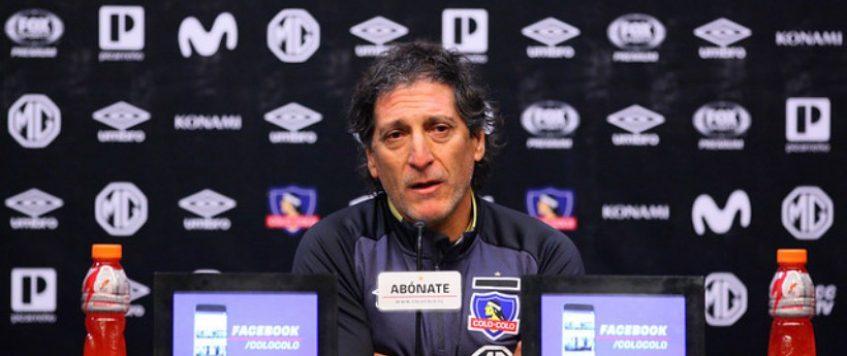 Mario Salas anunció que Paredes no juega ante la UC y elogió a Matías